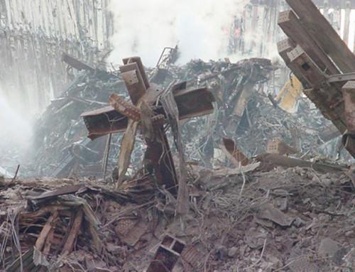 Remembering 9/11: I Saw God's Love at Ground Zero