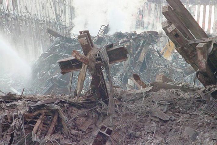 God's Love at Ground Zero
